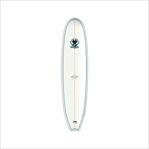 [SF5155]8'2 Longboard Super8 Superfrog핀포함